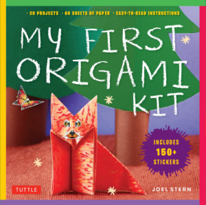 My First Origami Kit Cover